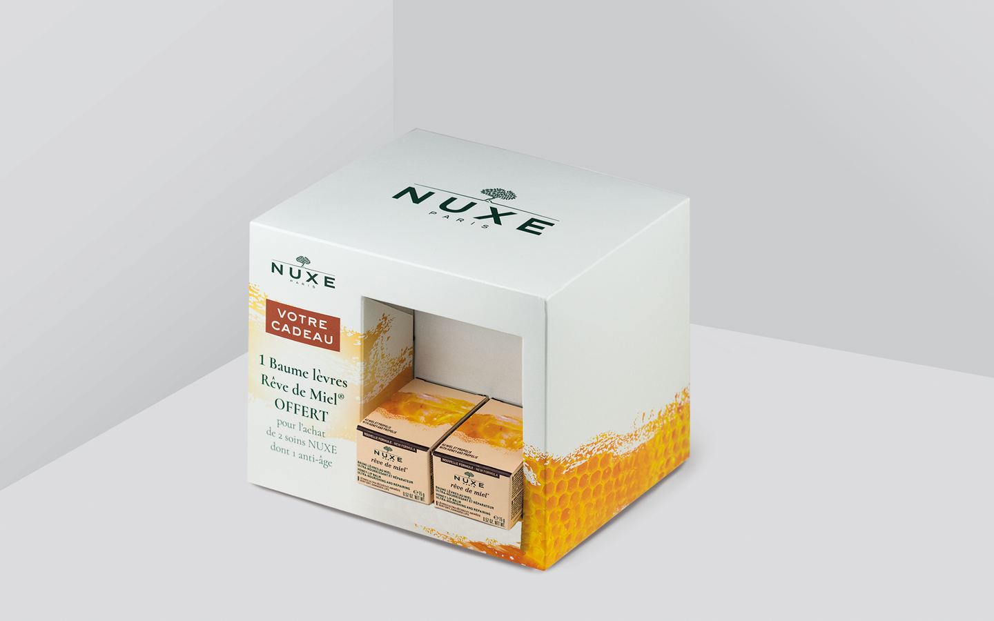 NUXE-CUBO