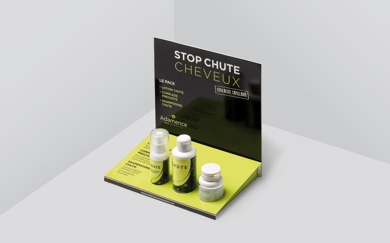 Stop chute Cheveux